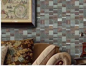 Ein Beispiel für eine schöne Mosaik Fliese