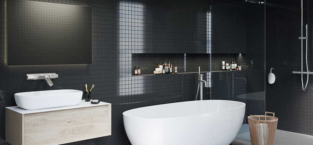 wandfliesen trend 2018. Black Bedroom Furniture Sets. Home Design Ideas