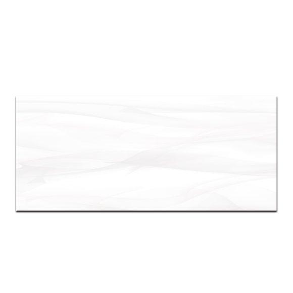 Wandfliese Macao Weiß Schlieren 30x60cm